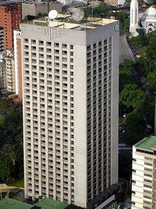 The Hilton - Caracas, Venezuela ... September 22, 2005 ... Photo by Rob Page III