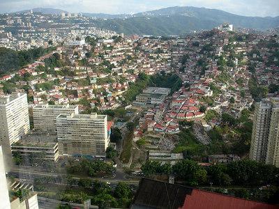Caracas, Venezuela ... September 22, 2005 ... Photo by Rob Page III
