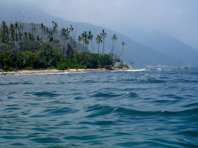The Coast - Choroni, Venezuela ... September 24, 2005 ... Photo by Rob Page III