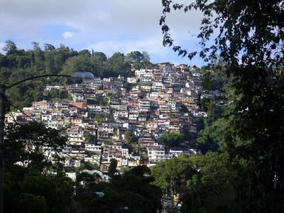 The barrio above El Hatillo - Caracas, Venezuela ... September 26, 2005 ... Photo by Rob Page III