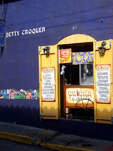 Betty Croquer in El Hatillo - Caracas, Venezuela ... September 26, 2005 ... Photo by Rob Page III