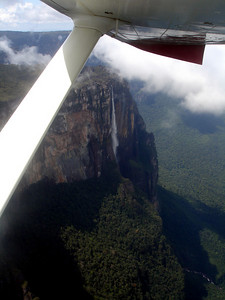 Angel Falls - Canaima, Venezuela ... September 29, 2005 ... Photo by Rob Page III