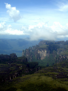 On top of a tepui near Angel Falls - Canaima, Venezuela ... September 29, 2005 ... Photo by Rob Page III
