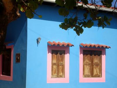The buildings of Gran Roque - Los Roques, Venezuela ... October 1, 2005 ... Photo by Rob Page III