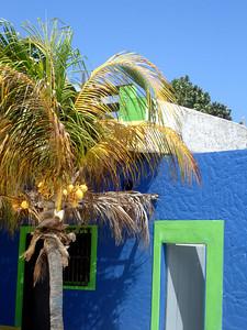 The buildings of Gran Roque - Los Roques, Venezuela ... October 2, 2005 ... Photo by Rob Page III