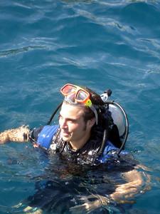 Pedro Scuba Diving - Los Roques, Venezuela ... October 1, 2005 ... Photo by Rob Page III