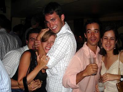 Enjoying the evening - Caracas, Venezuela ... September 29, 2005