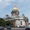 Saint Isaac's Cathedral, Saint Petersburg, Russia.