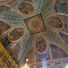 Church ceiling in Uglich, Russia.
