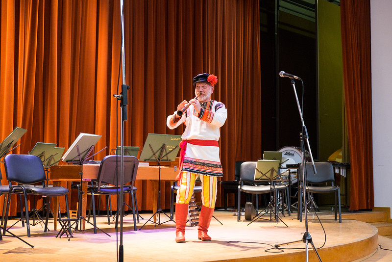 Classic Folklore Concert in Moscow