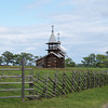 Small church on Kizhi Island.