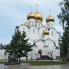 Church in Yaroslavl, Russia.