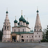 Church of Saint Elijah the Prophet in Yaroslavl, Russia.