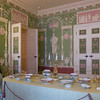 Dining facilities in Catherine Palace.