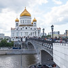 Cathedral of Christ the Savior, Moscow.