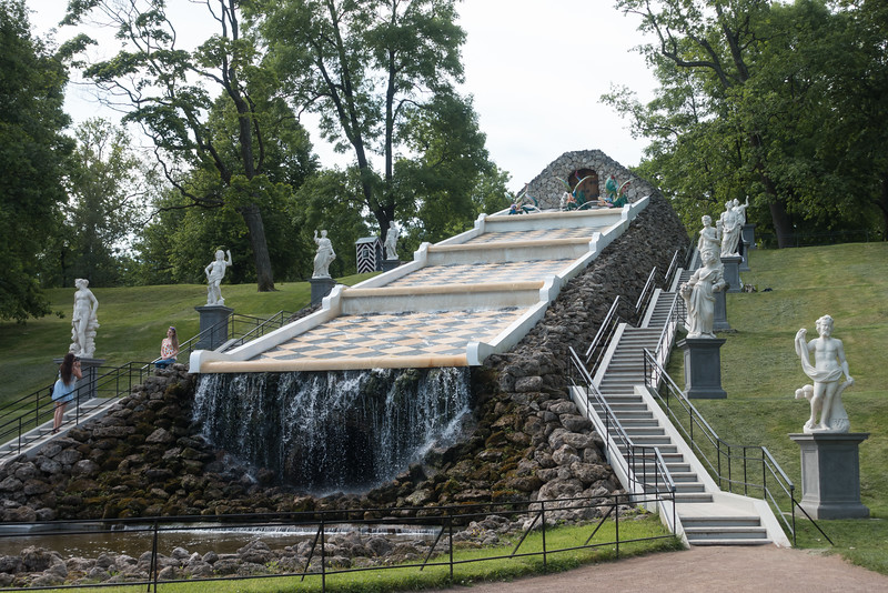 Peterhof Palace, Park and Grounds