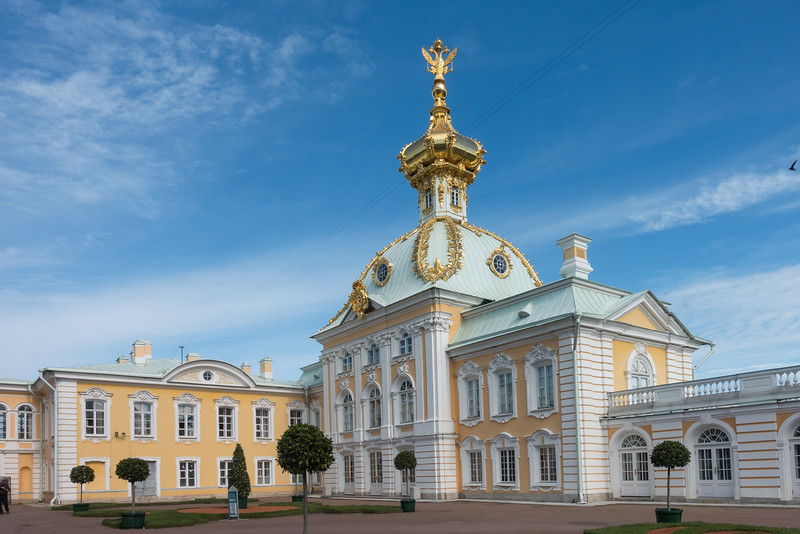 Peterhof Palace, Park and Grounds