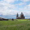 The natural beauty of Kizhi Island.