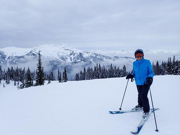 Whistler Blackcomb Ski, Jan 23-26, 2017