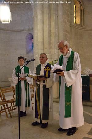 2015 Visit of Former ELCA Presiding Bishop Mark Hanson