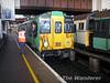 5804 waits to depart London Bridge bound for London Victoria. Sat 19.11.05