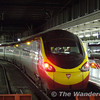 390004 Euston off 0505 ex Wolves. Wed 10.01.07