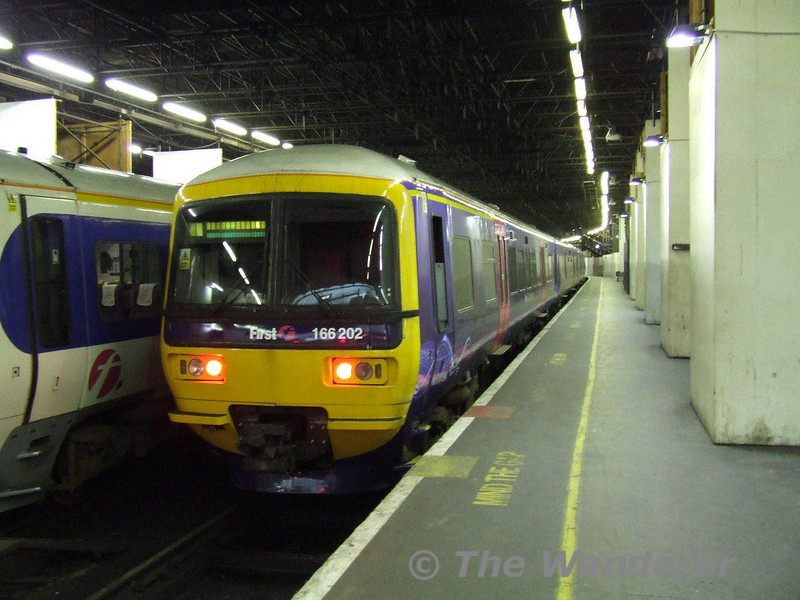 166202 in the ugly part of Paddington. Fri 12.01.07
