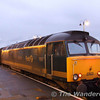 57603 at Penzance. Sat 13.01.07