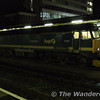 Plymouth at night. At 0515 in the morning 57603 waits for its 0544 departure to Penzance. Sat 14.01.07