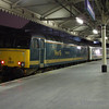 57603 stands at London Paddington with the 2345 Sleeper to Penzance. Fri 12.01.07