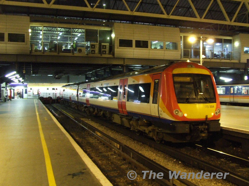 170304 at Waterloo. Fri 12.01.07