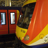 The soon to be exiled SWT 170's. 170304 at Waterloo. Fri 12.01.07