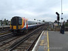 444013 leaves Clapham Jct with a Waterloo service. Wed 19.09.07