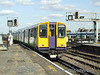 313120 arrives at Clapham Jct with a West London line service. Tues 18.09.07