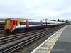 8027 enters Clapham Jct Yard. Wed 19.09.07