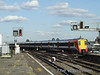 8017 leads a sister unit into Clapham Yard. Tues 18.09.07