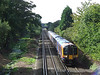 450007 leads a sister unit into Whitton on a Winsdor & Eton Riverside - Waterloo service. Tues 18.09.07