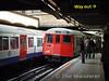 A Stock trains at Baker Street. Sun 01.06.08