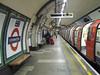 Kennington Southbound Charing Cross Branch Platform. Sat 13.12.08