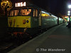 D444 waits to leave Swanage with one of the Friday evening Beerex trains. Fri 09.05.08