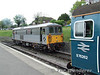 Southern Region themes, 73107 and 3417. Fri 09.05.08