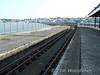 The long disused 2nd platform at Ryde Pier head. Sun 11.05.08