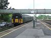 3 CIG 1498 at Brockenhurst with the Lymington service. Fri 09.05.08