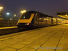 43159 in the early hours of Friday morning at Cardiff. Fri 09.05.08