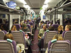 Rush Hour Ex Manchester on Trans Pennine Express. Fri 25.01.08