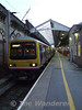323224 at Crewe with the 1642 Crewe - Manchester Piccadilly local. Fri 25.01.08
