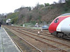 The 2nd Man looks out his window to check the shunt disc before the set propells out of the station. Fri 25.01.08
