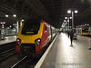 220032 at Manchester with the 1754 to Gatwick Airport. Fri 25.01.08