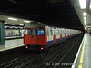 C Stock at Moorgate. Sat 26.01.08