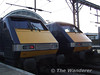 After 91125 shoved me back to the Cross it is seen resting next to sister 91103. Sun 27.01.08